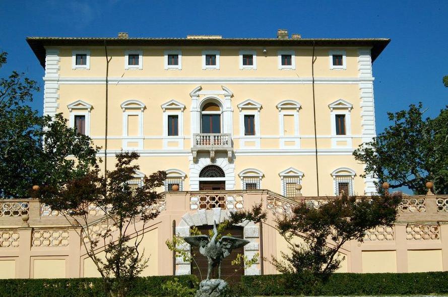 Villa del Colle del Cardinale
