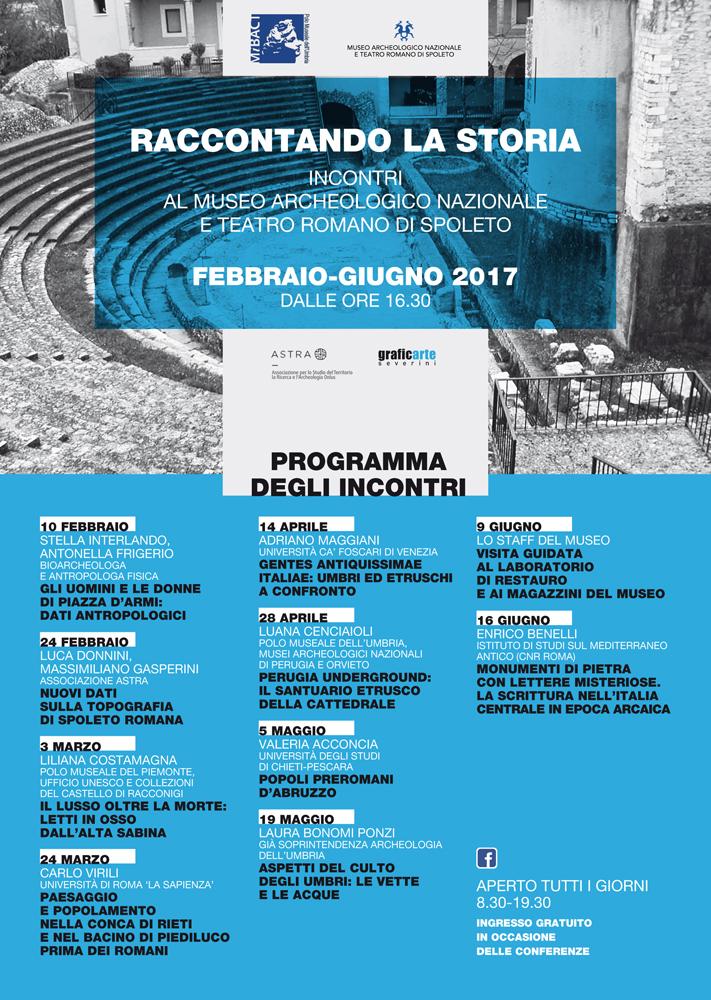 Museo archeologico di Spoleto Raccontando la storia