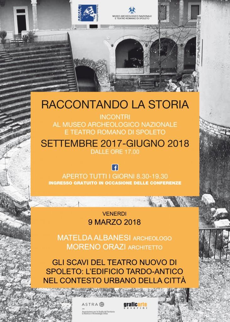 Spoleto, Museo archeologico. Raccontando la storia