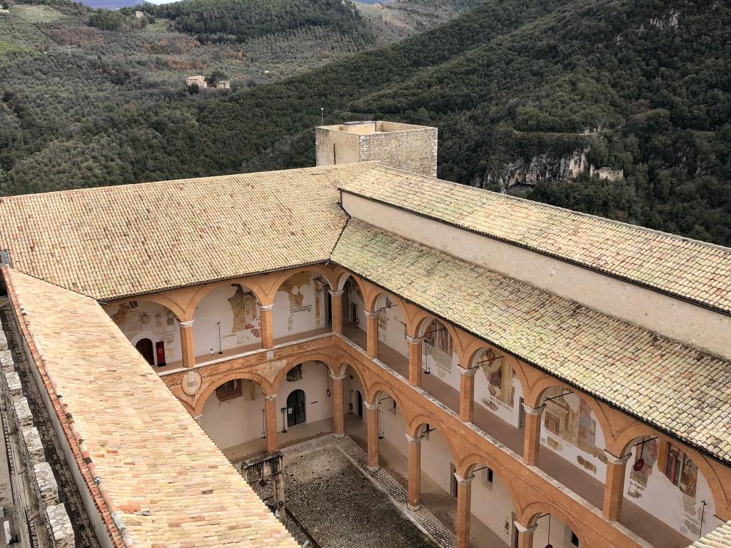 Chiusura Rocca Albornoz del 30 marzo