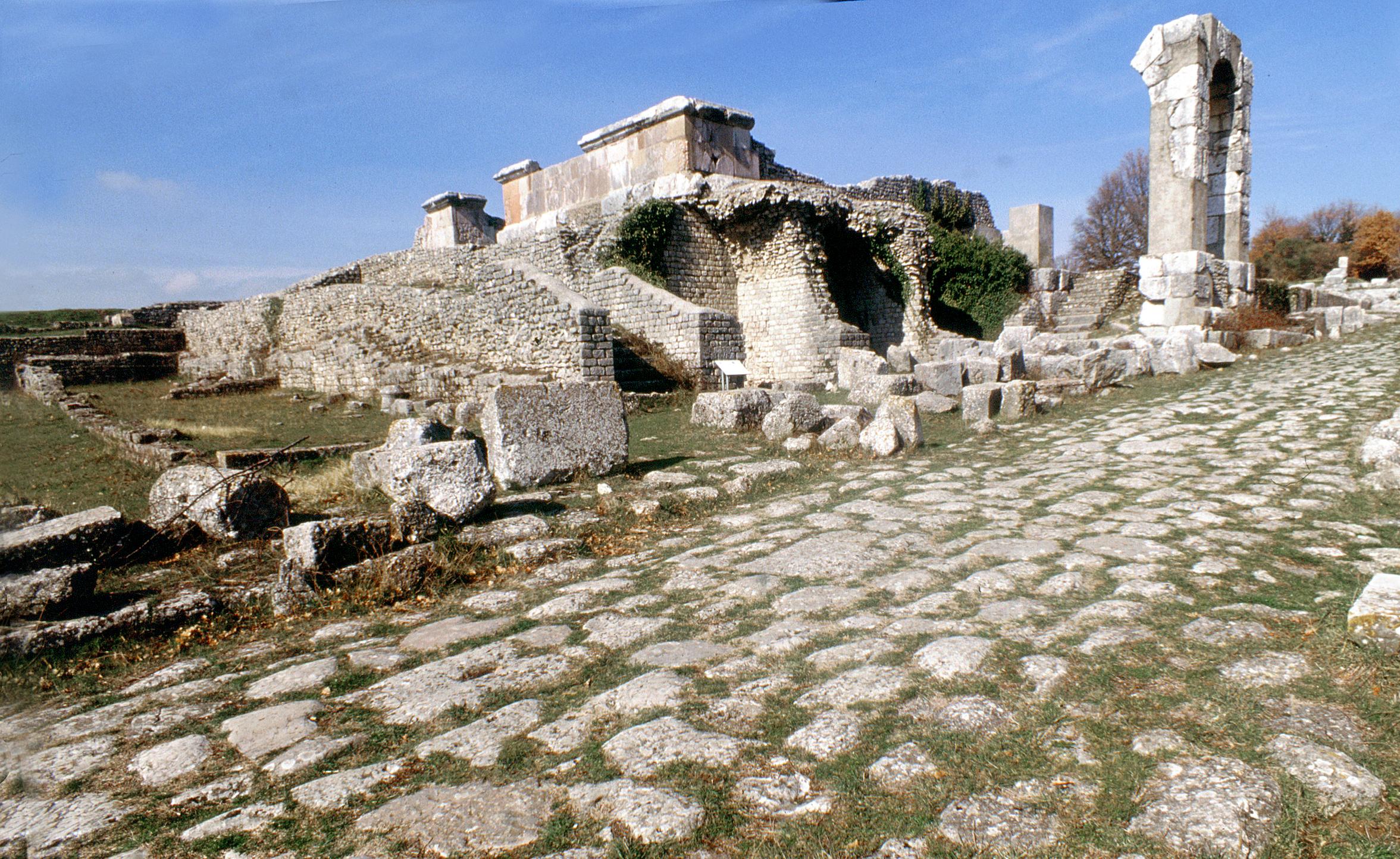 Area archeologica di Carsulae