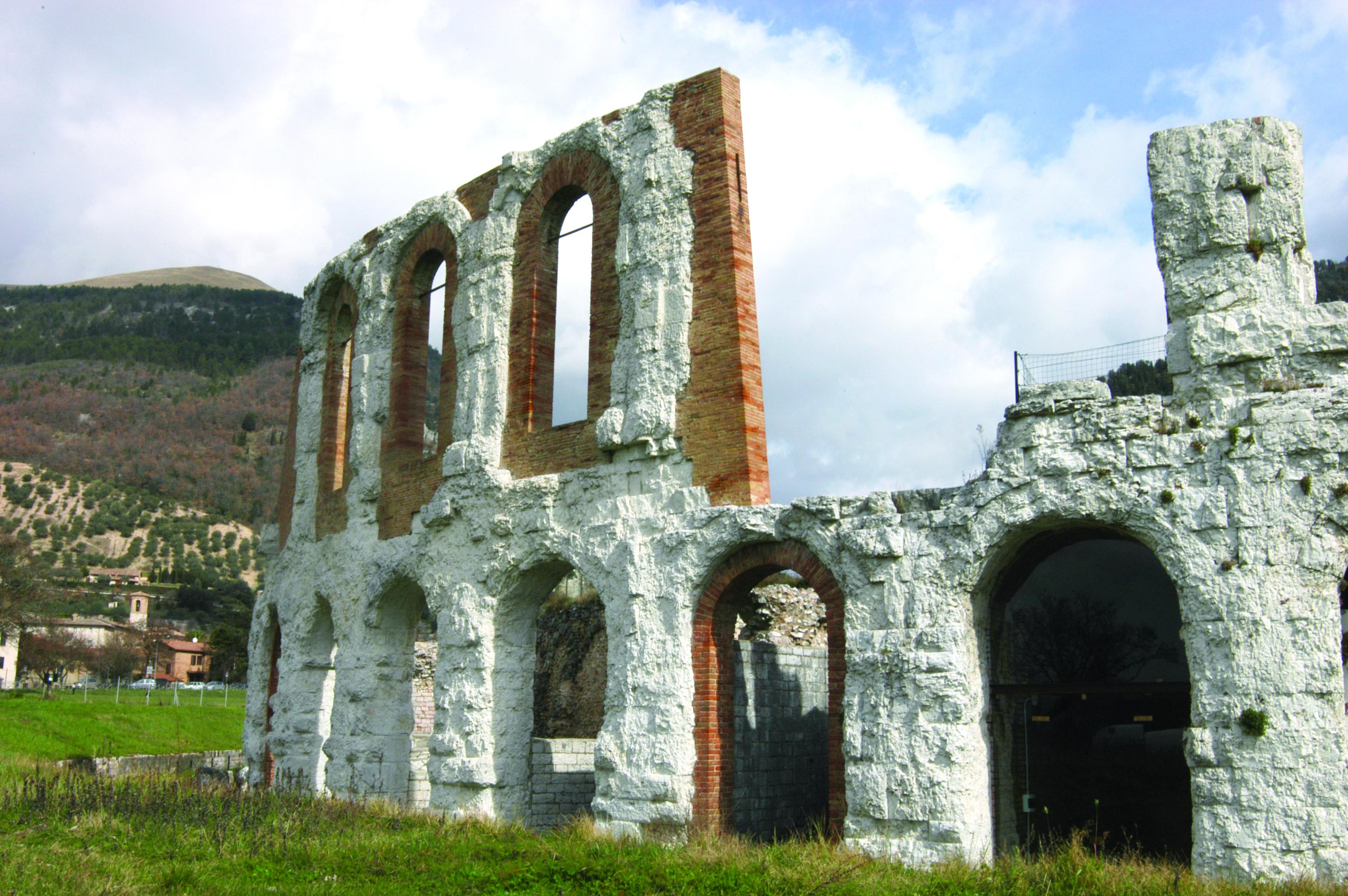 Teatro romano e Antiquarium di Gubbio