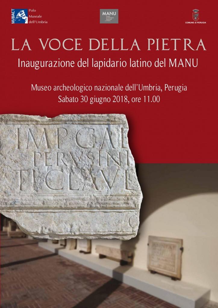 Le iscrizioni latine raccontano Perugia