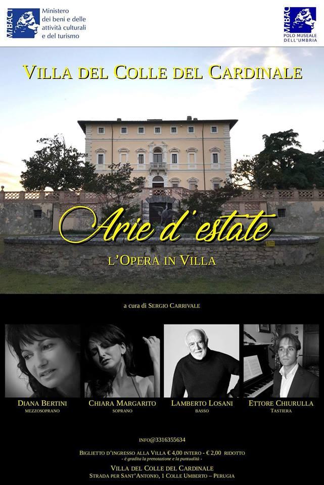 Arie in Villa