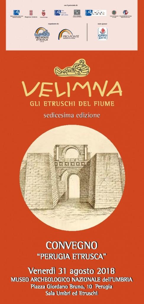 Velimna – Gli Etruschi del Fiume