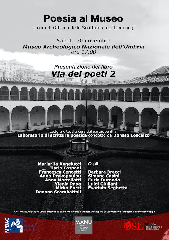 Poesia al Museo