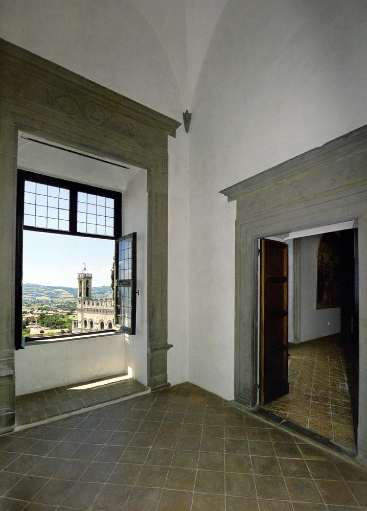 Gubbio, Palazzo Ducale (foto Moreno Maggi)