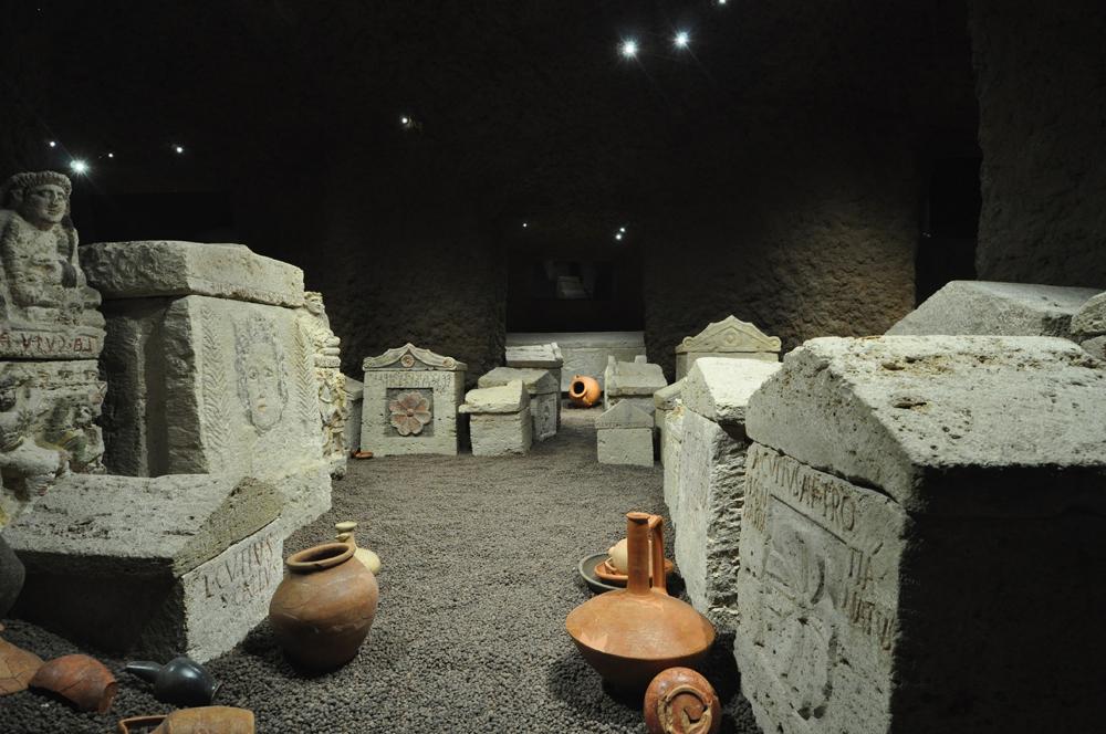 La tomba etrusca dei Cai Cutu