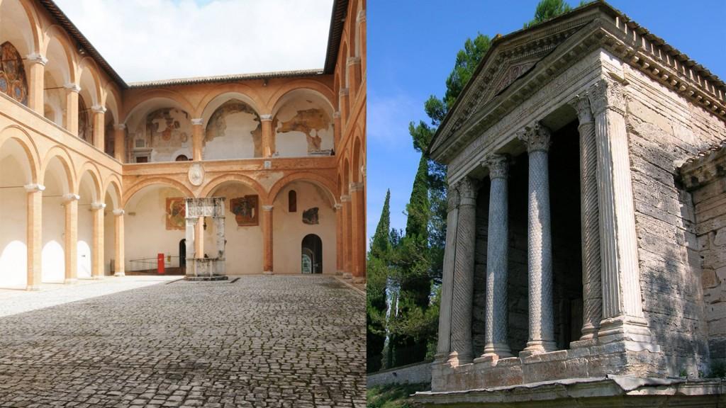 Nuovi orari di apertura a Campello e Spoleto