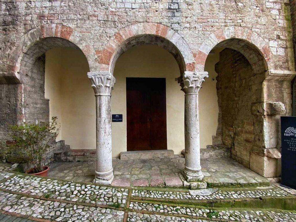 Museo archeologico nazionale e Teatro romano di Spoleto