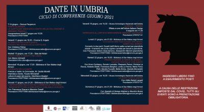 Dante in Umbria