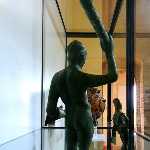 Bronzetti con Eracle