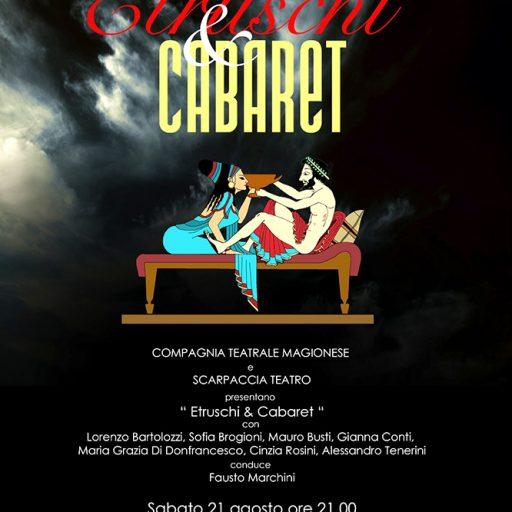Etruschi & Cabaret