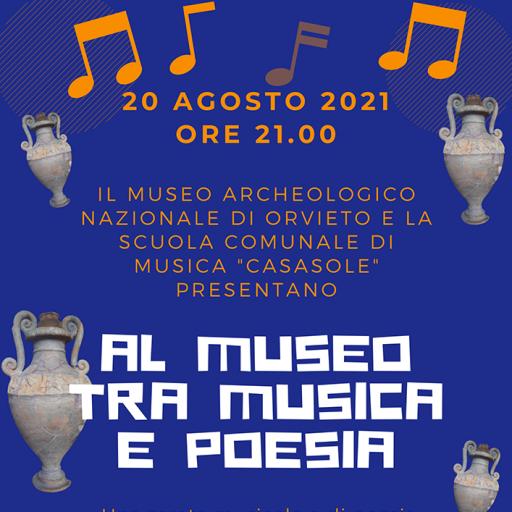 Al Museo tra musica e poesia