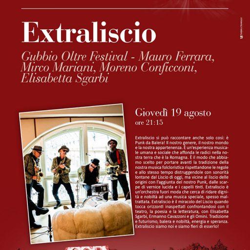 Extraliscio in Concerto